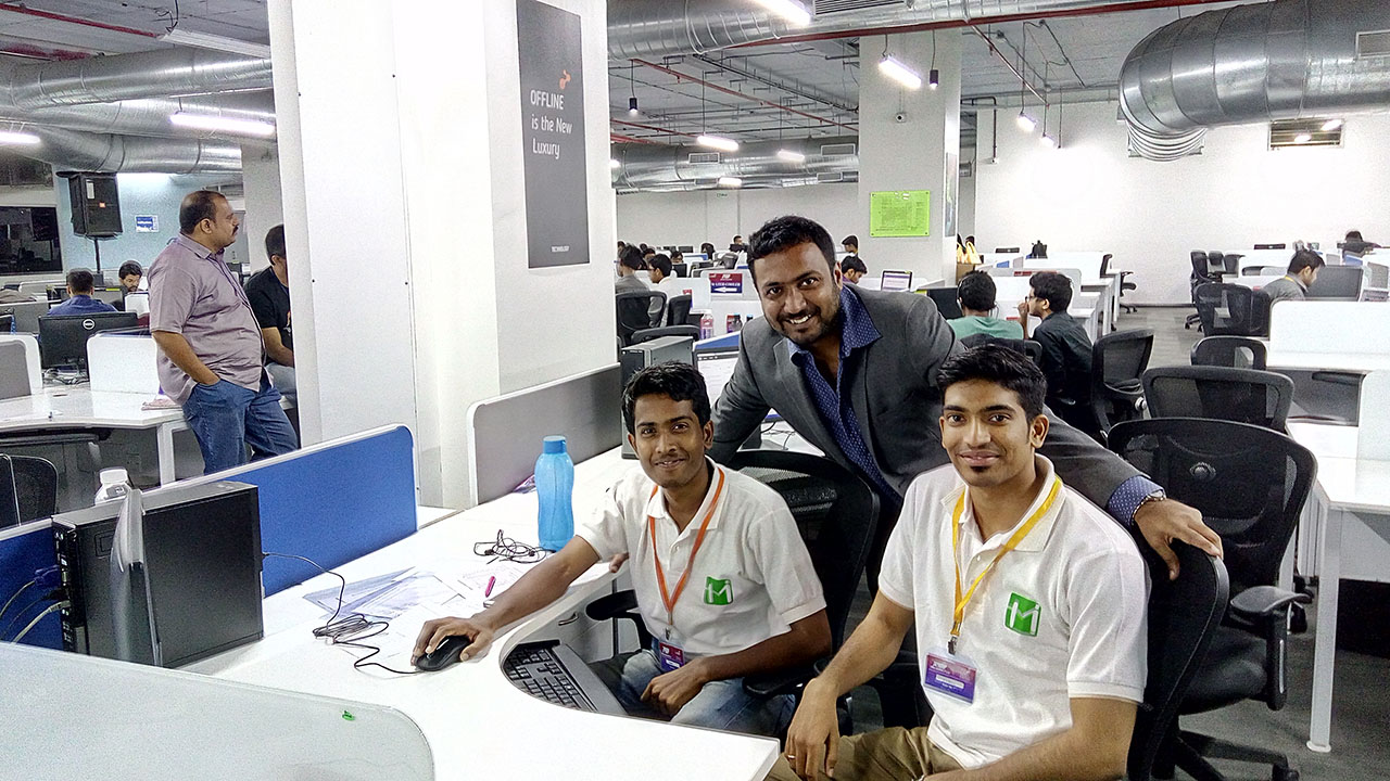 24 Hours Hackathon by e-Zest Solutions Ltd. and Fresco Capital